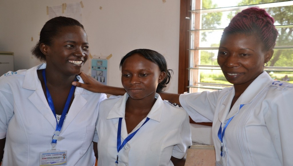 Tanzania Nurses and Midwives