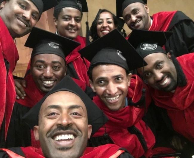 Ethiopia Grads